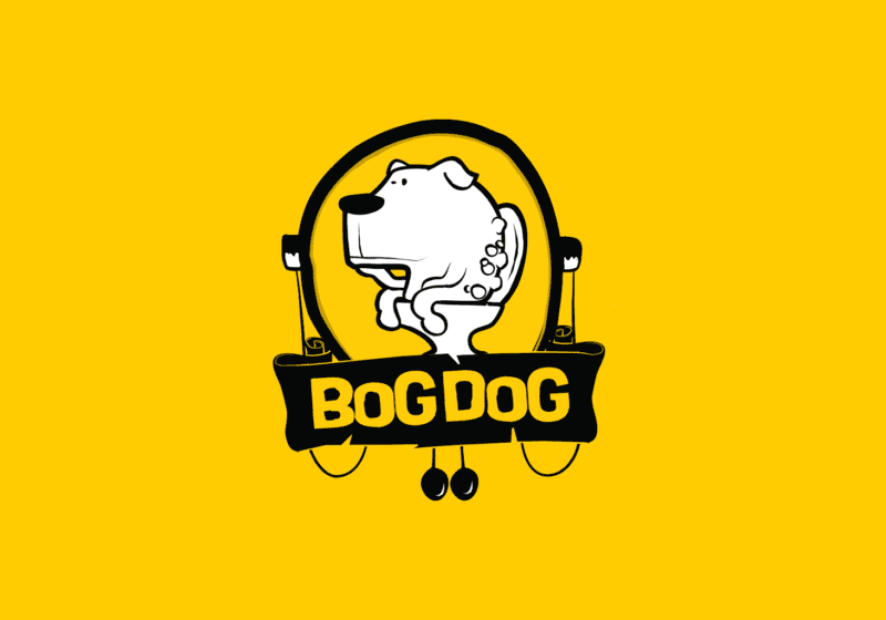 Thumb of Bogdog website